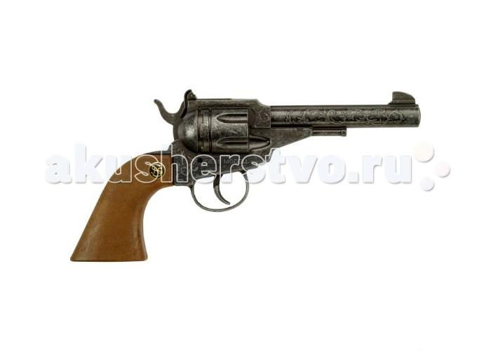 Schrodel Игрушечное оружие Пистолет Corporal antiqueИгрушечное оружие Пистолет Corporal antiqueИгрушечное оружие Schrodel Пистолет Corporal antique — отличный выбор для маленьких любителей приключений, вестернов и борьбы со злом.  Еще один отличный игрушечный пистолет для вестернов. Револьвер Corporal antique — очень красивое и качественное детское оружие, которое создано для борьбы с бандитами Дикого Запада. Маленький защитник справедливости может спасать юных леди, местных мирных жителей и добро, а с ним всегда будет его верный пистолет. Помимо этого, такой пистолет подойдет для игр с уклоном в 19-ый век, а также для любой детской борьбы с преступностью!  Размер: 22 см Ёмкость магазина: 100 пистонов  Игрушечное оружие от немецкой компании Schrodel — лучшие игрушки для военных и схожих социально-ролевых играх для мальчишек. Сделайте игру в «войнушку» полезной для ребенка, расскажите ему о настоящих героях, о том, как важно защищать слабых и творить добро. Помогите ребенку понять важные ценности и жизненные принципы в активной игре про борьбу с преступностью.  Schrodel — один из лучших немецких производителей игрушечного детского оружия отличного качества. Все игрушки компании выполнены из нетоксичных и качественных материалов, безопасных для здоровья ребенка.  Обязательно ознакомьтесь с инструкцией и соблюдайте меры безопасности.<br>