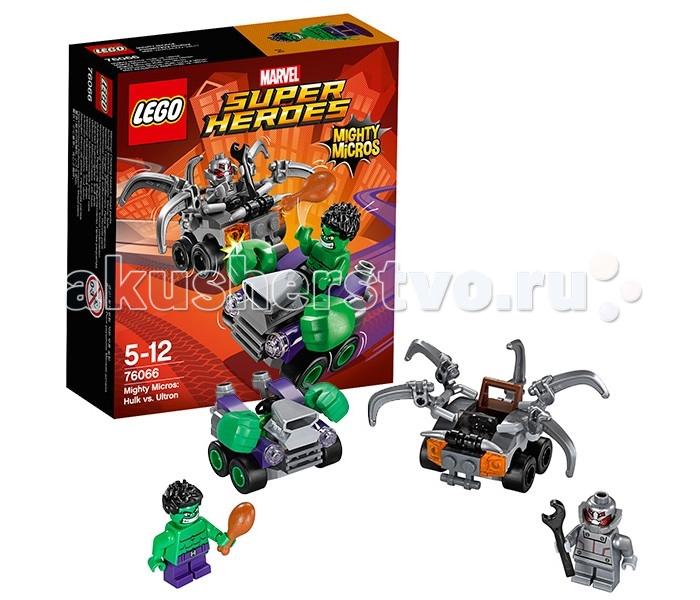 Конструктор Lego Super Heroes 76066 Лего Супер Герои Халк против Альтрона