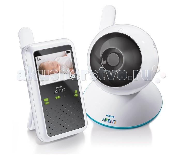 Philips-Avent Видеоняня SCD600/00Видеоняня SCD600/00Современные технологии в области родительского видео-контроля помогут вам видеть и слышать малыша.  Максимальная дальность приема - 150 м Диапазон частот - 2.4 ГГц Автоматический выбор канала Автоматическое предупреждение выхода из диапазона Индикатор заряда аккумулятора Индикация низкого уровня заряда аккумулятора Индикатор питания Индикаторы громкости Регулировка громкости Клипса для крепления к поясу  Дополнительная информация:  Система инфракрасного ночного видения для круглосуточного наблюдения. Успокаивающие колыбельные и ночник. Простая установка камеры позволяет выбрать оптимальный угол обзора. Автоматическое включение экрана с регуляторами яркости и звука. Удобное наблюдение за ребенком благодаря цветному цифровому. экрану с высоким разрешением. Размеры родительского блока: 70 х 145 х 40 мм Размеры детского блока: 105 х 120 х 105 мм Гарантия: 12 мес.<br>