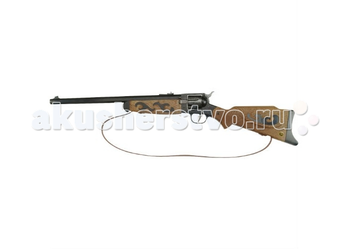 Schrodel Игрушечное оружие Ружье Buffalo Gun 12-Shot