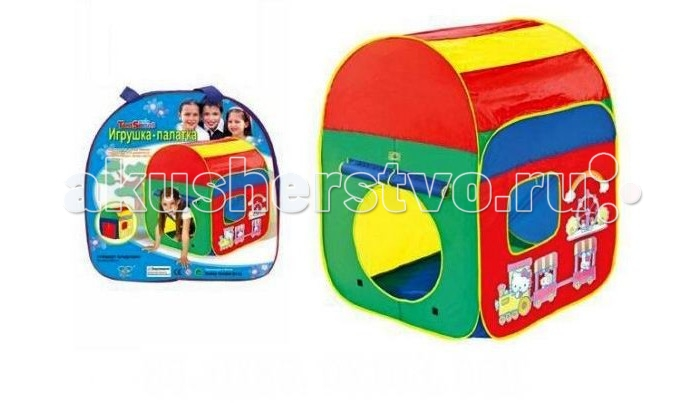Shantou Gepai Палатка игровая Веселый домик