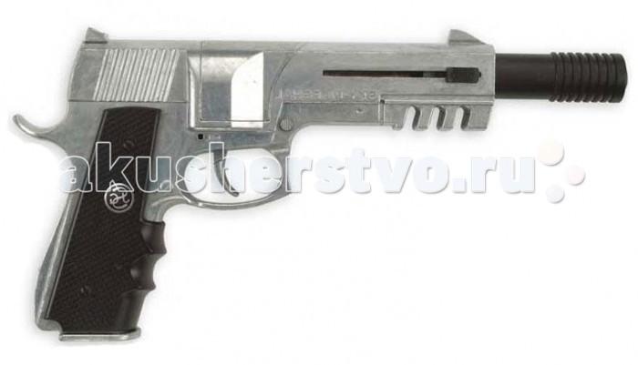 Schrodel Игрушечное оружие Пистолет Sky MarshalИгрушечное оружие Пистолет Sky MarshalИгрушечное оружие Schrodel Пистолет Sky Marshal — отличный подарок для маленьких любителей приключений, вестернов и борьбы со злом  Пистолет Sky Marshal станет отличным подарком для любого мальчика. Игрушка выглядит как настоящий пистолет и позволит ребенку сделать свою сюжетно-ролевую игру более увлекательной.   К игрушке подходят 12-зарядные пистоны. Размер: 27 см  Schrodel — один из лучших немецких производителей игрушечного детского оружия отличного качества. Все игрушки компании выполнены из нетоксичных и качественных материалов, безопасных для здоровья ребенка.  Обязательно ознакомьтесь с инструкцией и соблюдайте меры безопасности.<br>