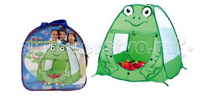 Shantou Gepai Палатка игровая Лягушонок 100х100х98 см