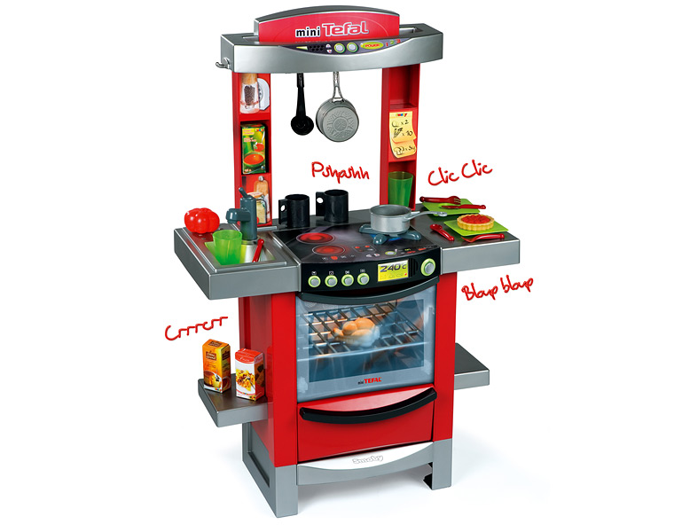 Smoby ����������� ����� miniTefal Cook tronic 24253