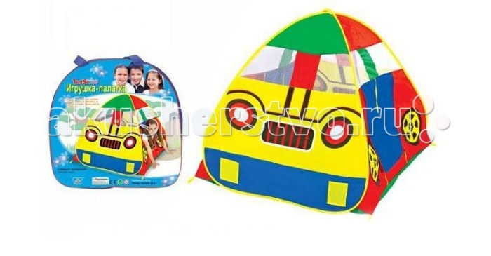 Shantou Gepai Палатка игровая Машина 125х105х112 см