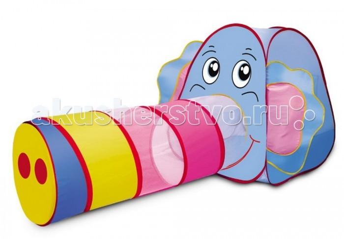 Shantou Gepai Палатка игровая с туннелем Слоненок