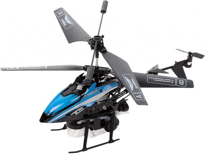 От винта! Вертолет на инфракрасных лучах Fly-0237Вертолет на инфракрасных лучах Fly-0237От винта! Вертолет ИК Fly-0237, Стреляет водой, 3.  Модель с дистанционным управлением на инфракрасных лучах, встроенным электронным гироскопом и водометом. Вертолет двигается вверх/вниз, вперед/назад, влево/вправо, выполняет вращение на 360 градусов. Для того чтобы вертолет стрелял водой, необходимо сначала заполнить специальный резервуар, а затем нажать на кнопку Фонтан, струя воды достигает 2 м.  Предусмотрена функция демо-режима, при которой вертолет летит вперед, назад, вправо, а затем влево. Игрушка способствует развитию моторики и логики, учит координации в пространстве, тренирует реакцию и сообразительность. Предназначено для игры в помещении.  Технические характеристики: Гироскоп Световые эффекты Время полета: 6-7 мин Время подзарядки: 60 мин Кол-во каналов: 3,5 Частота управления: А, В, С Радиус действия пульта управления: до 10 м Аккумулятор: 3,7V литиево-полимерный. Батарейки для пульта: 6 x 1,5V AA в комплект не входят. Комплектность: Вертолет - 1 шт. Пульт - 1 шт. Емкость для воды с насадкой - 1 шт. Доп. лопасти - 2 шт. Запасные винты - 2 шт. USB -зарядка - 1 шт. Аккумулятор литиево-полимерный - 1 шт. Инструкция - 1 шт.<br>