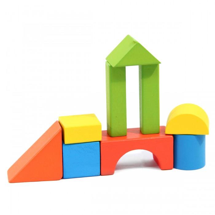 Деревянная игрушка Фабрика фантазий Конструктор 41785