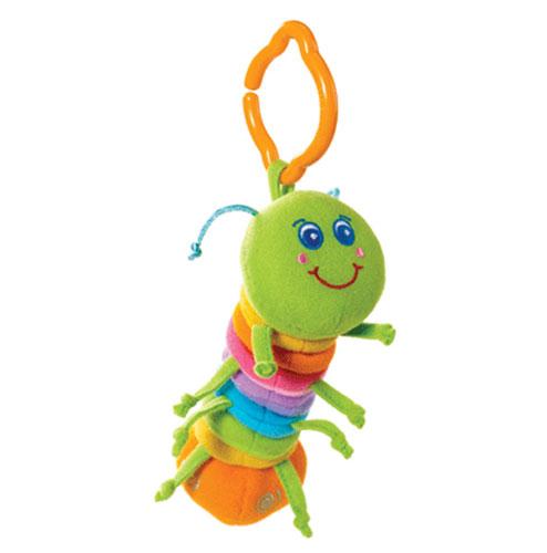 Подвесная игрушка Tiny Love Развивающая Гусеничка