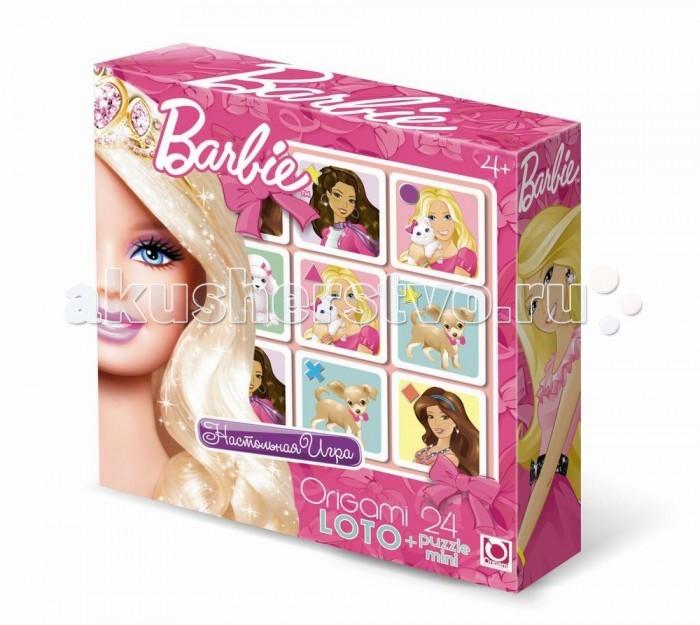 Origami Лото Barbie 00263