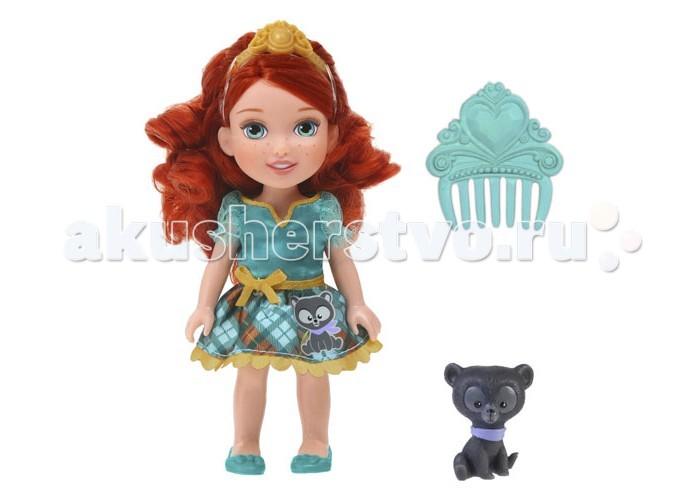 Disney Princess Кукла Принцессы Дисней Малышка с конем 15 см