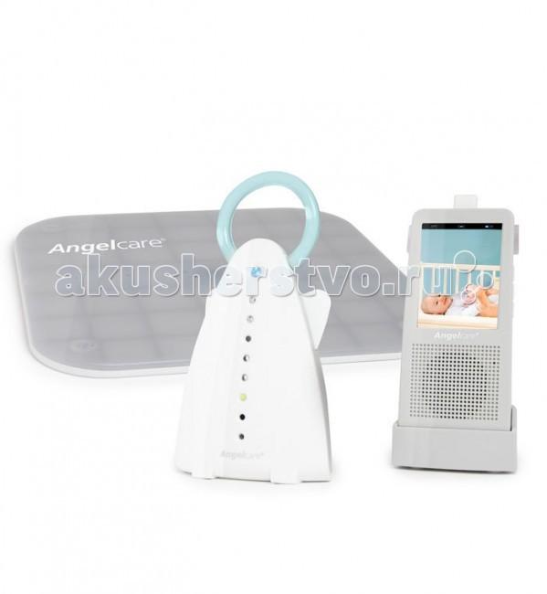 Angelcare Видеоняня сенсорная с монитором дыхания AC1100