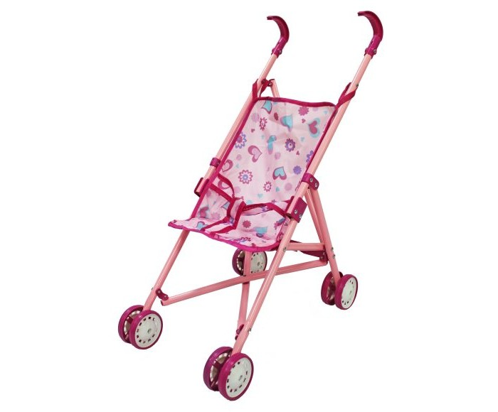Коляска для куклы Shantou Gepai трость PH910трость PH910Прогулочная коляска-трость для куклы легко складывается и не занимает много места при хранении. Колясочка оборудована защитным ремнем - любимая кукла не упадет во время прогулки!   Для маленькой девочки и ее кукол для сюжетно-ролевых игр детей от 3-x лет.  Ребенок сможет сполна насладиться ролью заботливой мамы или папы.  Размер коляски в собранном виде - 25х48.5х52 см.   Играя в сюжетно-ролевые игры, дети создают вымышленный мир, инсценируя повседневную жизнь с ее разными взаимоотношениями, проявляют заботу о ком-то или осознают ответственность за кого-либо, развивают воображение.<br>