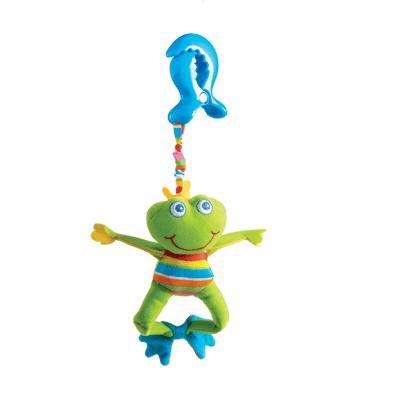 Подвесная игрушка Tiny Love Развивающая Лягушонок Френки