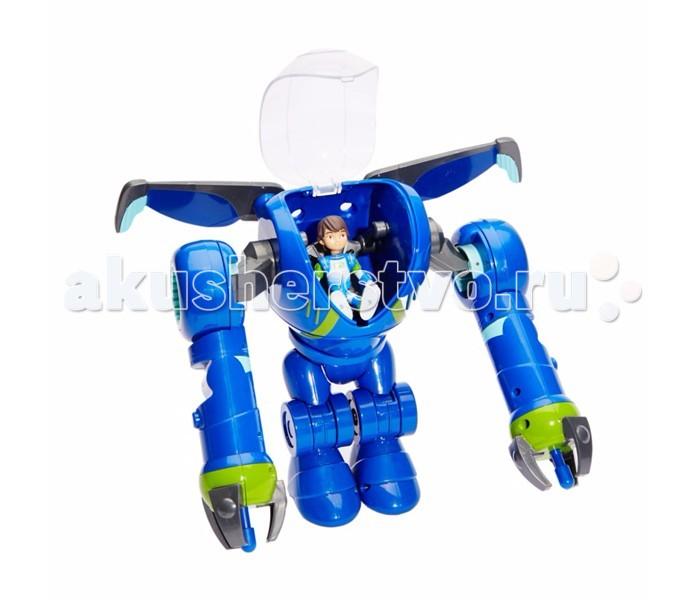 Miles from Tomorrowland Межгалактический скафандрМежгалактический скафандрMiles from Tomorrowland Фигурка Межгалактический скафандр защищает от любого вредного воздействия! С его помощью, Майлз может сокрушать препятствия и поднимать любые тяжести!   В комплект входит мощный и вместительный скафандр синего цвета, который позволяет перемещаться в межгалактическом пространстве.  У игрушки открывается верхняя часть корпуса, благодаря чему вовнутрь можно посадить фигурку, изображающую главного героя сериала - Майлза Каллисто.   Скафандр также способен принимать различные формы, с ним можно разыгрывать сценки взлета и посадки мощной машины!<br>