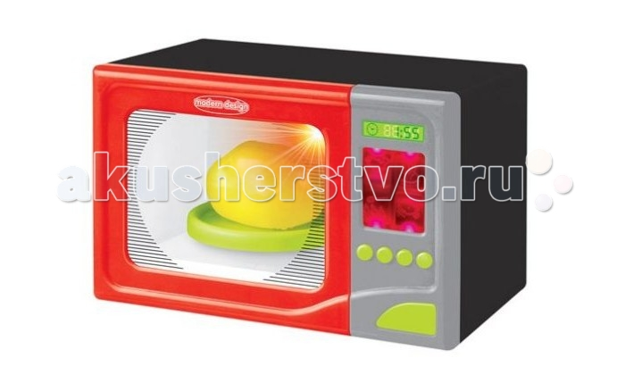Shantou Gepai Микроволновая печка Fun toyМикроволновая печка Fun toyМикроволновая печка Fun toy - идеальная помощница на каждой игрушечной кухне!   Функциональная игрушка познакомит ребенка с основными правилами использования бытовой техники.  Световые и звуковые эффекты сделают игру более реалистичной.  Работает от батареек.<br>