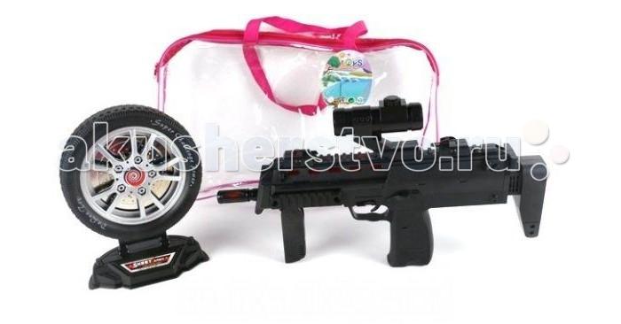 Shantou Gepai с ИК датчиком «Тир с пистолетом»