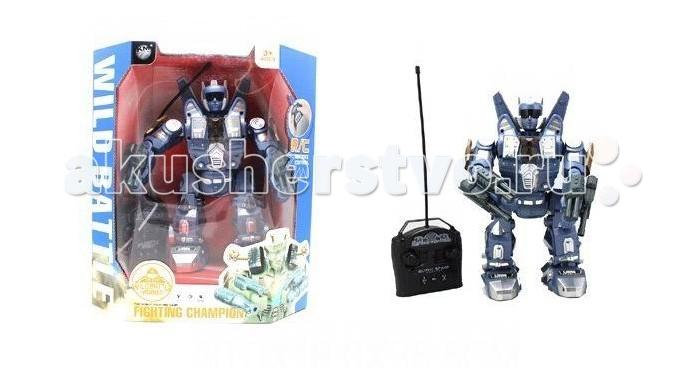 Интерактивная игрушка Shantou Gepai Робот р/у