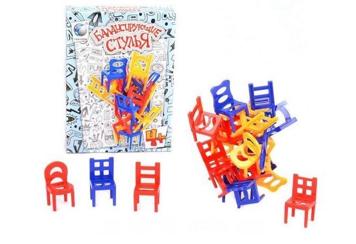 Shantou Gepai Настольная игра Балансирующие стулья