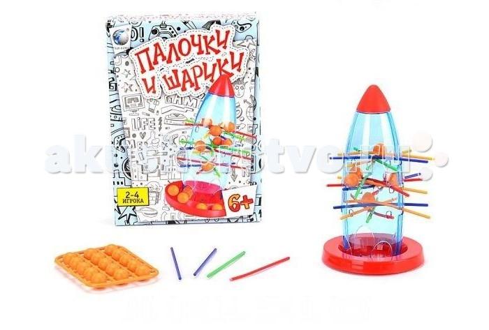 Shantou Gepai Настольная игра Палочки и шарики