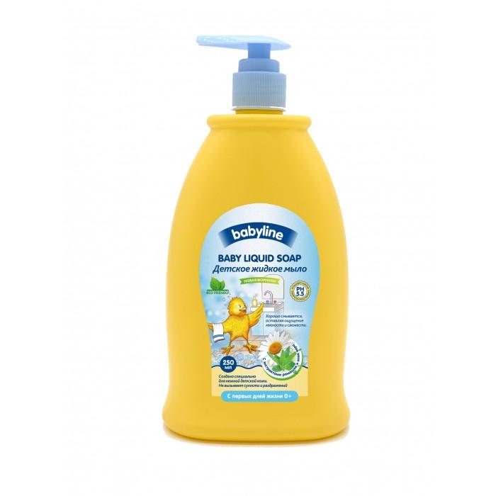 Babyline Детское жидкое мыло 250 мл