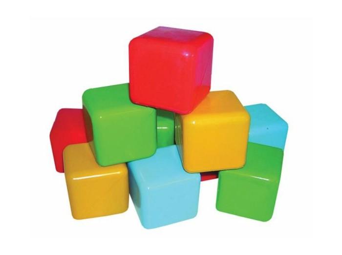Развивающая игрушка Плэйдорадо Кубики цветныеКубики цветныеКубики цветные Плэйдорадо - это комплект из 10 кубиков яркого цвета, упакованных в сетку. Он предназначен для детей самого младшего возраста и служит для первого знакомства ребенка со счетом, основными цветами, помогает развивать моторику и координацию движений. Набор цветных кубиков прекрасно подходит для обучения и развлечения малыша.  Основные характеристики:  Размеры в упаковке: 60x340 мм Вес: 0.41 кг<br>