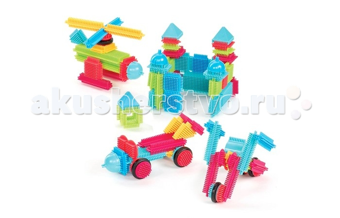 ����������� Bristle Blocks ���������� � ������� 112 �������