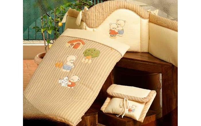 Одеяло BabyPiu Biba - одеяло из ткани пике 150х115 для кроватки