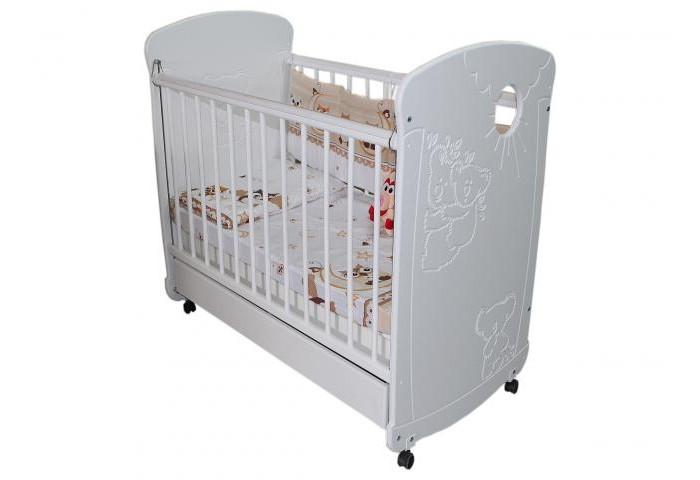 Детская кроватка Сиди-М №4 Коала