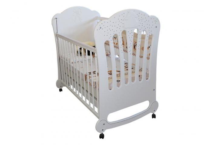 Детская кроватка Сиди-М №8 Юджин