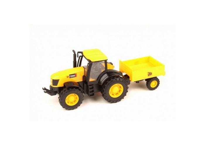 JCB Машинка из серии Стройка Трактор