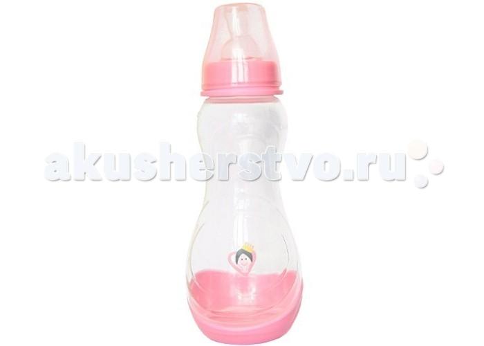 Бутылочка Бусинка пластик 250 мл 1106