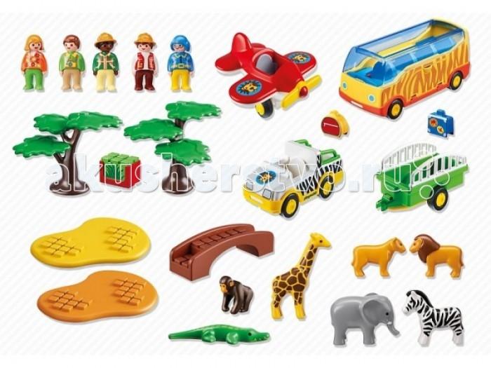 ����������� Playmobil 1.2.3. ������� ����������� ������
