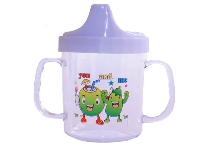 Поильник Бусинка прозрачныйпрозрачныйПоильник Бусинка поможет вашему малышу перейти от кормления из бутылочки к чашке. Поильник удобно использовать на прогулке и в дороге.   Удобные ручки позволят малышу освоить навыки самостоятельного питья.  Изделие оснащено уникальным клапаном, который предотвращает проливание даже при наклоне поильника.   Изготовлен из безопасного поликарбоната.  Материал, используемый для нанесения цветной печати на поильнике не токсичный, не имеет запаха, стойкий к температуре 120°С во время стерилизации.<br>