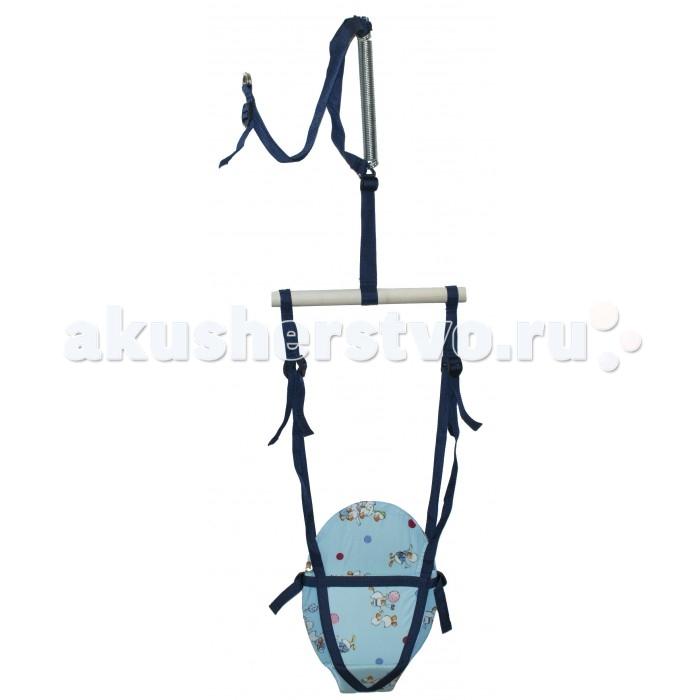 Прыгунки Юкка Тарзанка 2 в 1 809-1С от Акушерство
