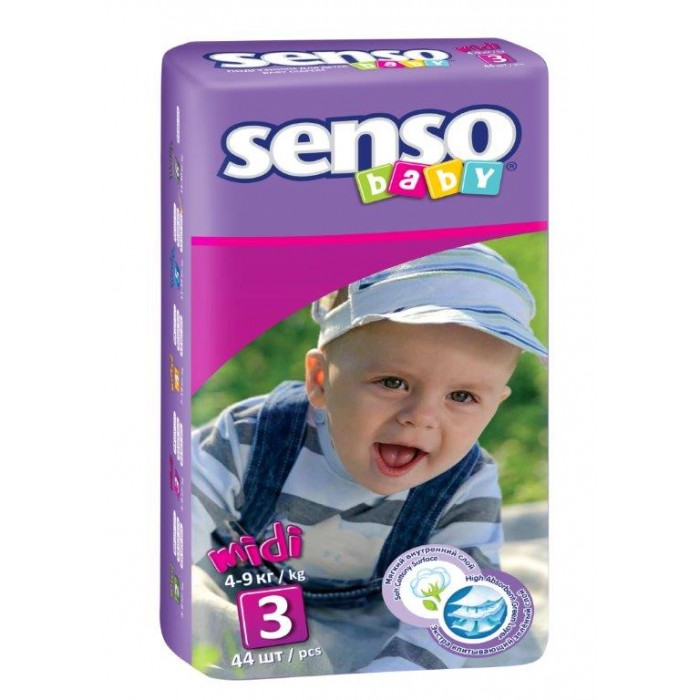 Senso Baby ���������� ���� (4-7 ��) 44 ��.