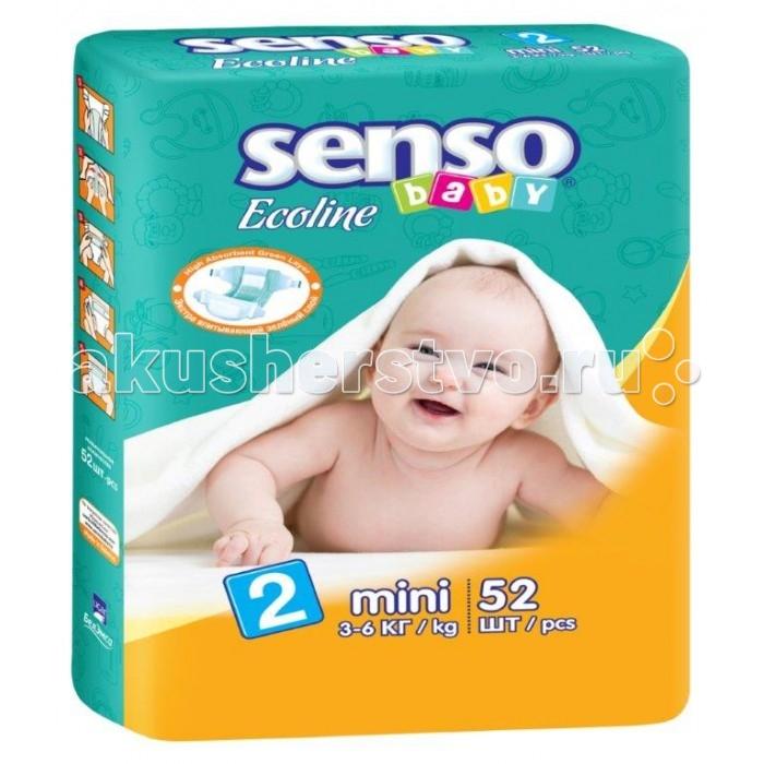 Senso Baby ���������� Ecoline ���� (3-6 ��) 52 ��.