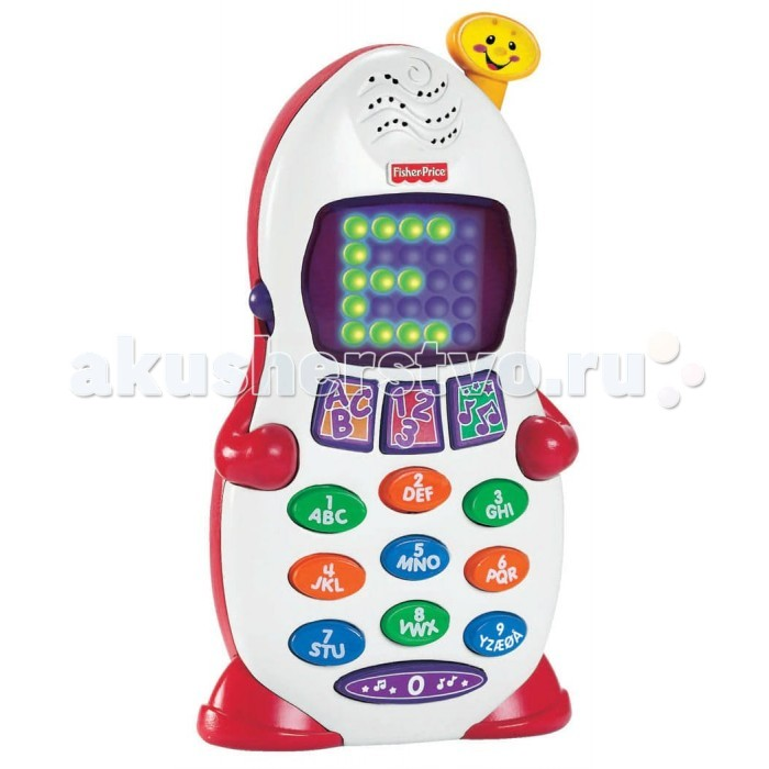 Fisher Price ������ � ����� ������� ��������� L4882