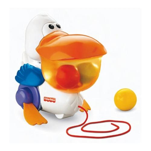 Каталки-игрушки Fisher Price Вперед, малыш, вперед - Пеликан