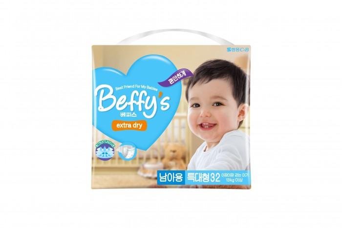 Beffy's ���������� ��� ��������� extra dry XL (13+ ��) 32 ��.