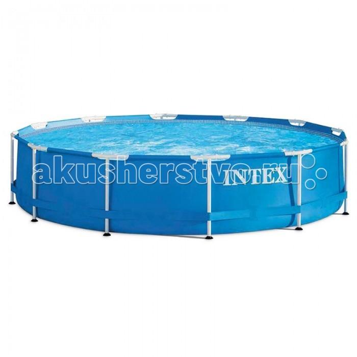 Бассейн Intex каркасный 366х76 см