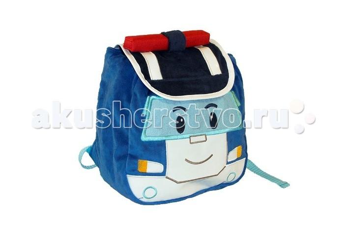 Gulliver Плюшевый рюкзак Робокар Поли с крышкойПлюшевый рюкзак Робокар Поли с крышкойGulliver Плюшевый рюкзак Робокар Поли с крышкой выполнен из мягкого длинного крашеного меха высокого качества.  Особенности: Плюшевый рюкзак с одним отделением.  Рюкзачок достаточно вместительный, и Ваш ребенок сможет положить туда свои самые любимые вещи.  Размеры: 25.5х25.5х11 см<br>