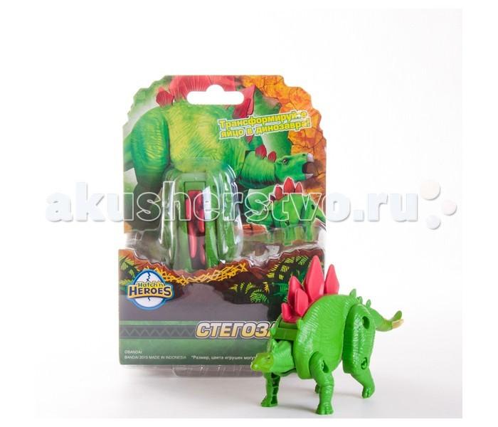 EggStars Яйцо-трансформер Стегозавр
