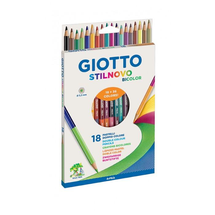 ��������� Giotto Stilnovo Bicolor Ast �������������� 18 ��. 36 ������