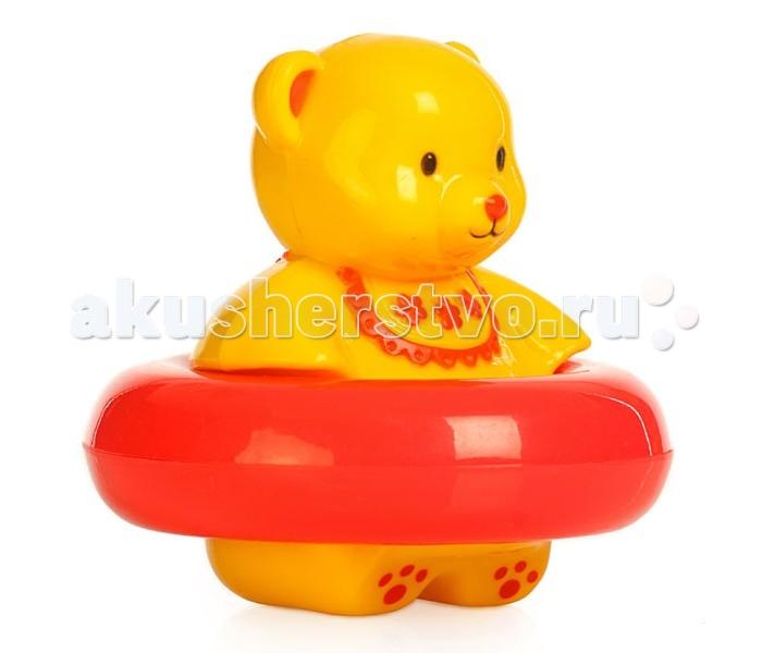 Сказка Игрушка для купания МишкаИгрушка для купания МишкаИгрушка для купания Мишка Сказка для ванны.  Игрушки в ванной сделают процесс купания не только интересным, но также и развивающим.  Яркие, приятные на ощупь игрушки. Плавает на поверхности, не тонет.   Ведь такие игрушки развивают слух, зрение, логическое мышление и мелкую моторику пальцев.  Для изготовления игрушек для купания используются гипоаллергенные, экологически чистые материалы, поэтому вам не нужно беспокоиться о здоровье малыша.<br>