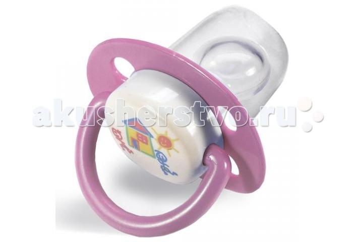 Пустышка Сказка симметричная с колпачком силиконсимметричная с колпачком силиконПустышка Сказка симметричная с колпачком силикон  Пустышка имеет специально разработанный дизайн для комфорта вашего ребенка. Соска-пустышка имитирует форму соска матери и поэтому оптимально подходит по форме для ротовой полости младенца.   На диске пустышки есть отверстия для доступа воздуха.   Пустышка имитирует естественный процесс грудного кормления, повышает тонус мышц лица малыша.   Пустышка сделана из нетоксичных материалов, безопасных для здоровья малыша.   Используется силикон, известный своей мягкостью, прочностью и упругостью. Силикон быстро принимает температуру тела, что создает дополнительный комфорт.   Имеет защитный колпачок для гигиеничности. Цвета в ассортименте.<br>