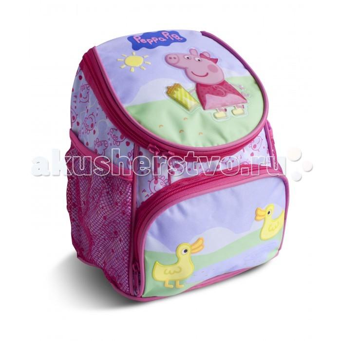 Peppa Pig Рюкзачок увеличенный Свинка Пеппа Утка