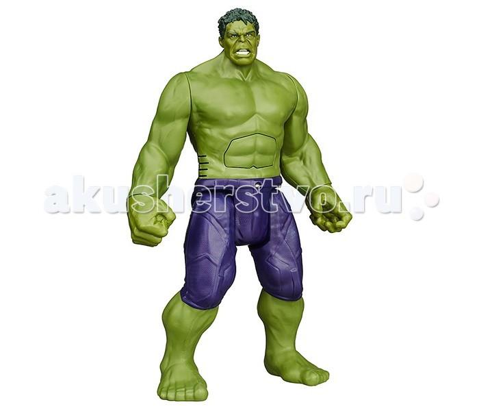 Интерактивная игрушка Avengers фигурка Халка