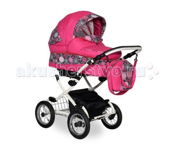 Коляска Indigo Blues PC 2 в 1Blues PC 2 в 1Детская коляска Indigo Blues PC (2 в 1) - это многофункциональная модель, включающая в себя все опции, необходимые малышу с самого рождения. Эта универсальная коляска разработана и изготовлена в соответствии с обязательными европейскими нормами и требованиями к детским товарам и имеет все необходимые сертификаты качества.   Модель выполнена из материалов, неподверженных воздействию влаги, устойчивых к сильным морозам и яркому солнечному свету. Весь модельный ряд представлен нежными натуральными оттенками, идеально подходящими для детей любого пола.  Люлька комфортное спальное дно мягкий регулируемый подголовник глубокий капюшон складывается бесшумно, увеличен козырьком прочные ремни для переноски накидка-чехол с высоким отворотом  Прогулочный блок спинка регулируется до горизонтального положения подъемная металлическая подножка просторный капюшон складывается в 3 положениях съемный поручень, обтянутый гигиеничным тканевым материалом пятиточечные ремни безопасности козырек от солнца увеличивающий площадь капюшона   Шасси регулируемая высокая ручка механизм амортизации на шарнирах тормоз на задних колесах металлические помповые колеса с подшипниками  Размеры и вес вес с люлькой: 15 кг размер с люлькой (ДхШхВ): 106х58х127 см размеры люльки (ДхШхГ): 80x35 см ширина шасси: 58 см  Комплектация шасси прогулочный блок люлька запасной капюшон чехол на люльку сумка для мамы Багажная сумка в корзине для покупок - отсутствует<br>