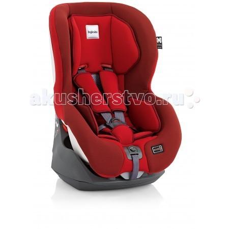 Автокресло Inglesina Amerigo HSAAmerigo HSAHSA (Hydraulic Shock Absorber) это эксклюзивная система амортизации ударов, что значительно повышает защиту ребенка в случае фронтального столкновения. Малыш будет чувствовать себя сокойно и комфортно, а родители - уверенно.  Описание и характеристика:  автокресло устанавливается на сидении с помощью штатных ремней безопасности автомобиля  съемный чехол, выполненный из ткани джерси, можно стирать при температуре не больше 30 градусов  лямки ремней, обшитые неопреном, повышают защиту ребенка и смягчают удары  оснащено пяти точечными ремнями безопасности  специальные отверстия по бокам и сзади сидения способствуют лучшей вентиляции  Габариты: Размеры: 52 см. х 44 см. х 72 см. Вес: 9,5 кг.<br>